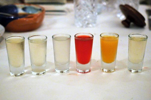 Kalinka - Malinka Martini - House Infused Raspberry Vodka, White Peach ...